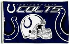 Indianapolis Flag 3x5 Colts American Football Colt Banner Fast USA Shipping