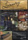 New DVD Luxury Rides The Rails: Private Rail Cars Through Years Train Railroad