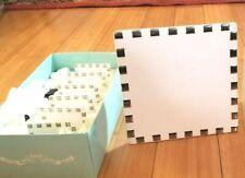 Placetile Designs Checkmate Menu Tile & 6 Place Cards