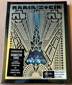 Rammstein - Paris (Standard Edition) - DVD - Free Postage