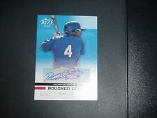 Rougned Odor Autographed RC  #'d 12/25