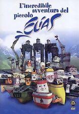 L' Incredibile Avventura Del Piccolo Elias (2007) DVD