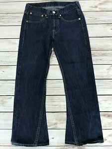 Mens Vintage Levi's 907 Bootcut Jeans Heavy Duty W34 L31