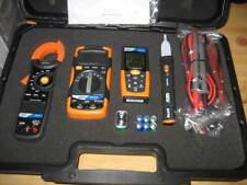 HT WORKITPLUS Instruments Messgeräte Set Koffer DM40+HT211+HT4011+HT70 NEU+OVP