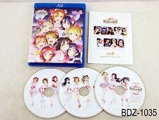 Love Live μ's Final LoveLive! Day 2 Concert BD Blu-ray Japan Import JP US Seller