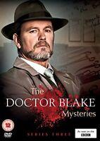 The Doctor Blake Mysteries Series 3 [DVD] [2015][Region 2]