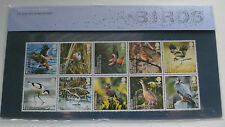 Royal Mail Commemorative Stamp Set - Birds - 2007 - Mint.