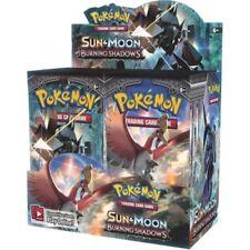 Pokemon TCG Sun & Moon: Burning Shadows Booster Box (36 Packs) - Brand New!