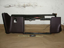 OEM 69 Cadillac Coupe Deville RIGHT PASS SIDE LOWER DASH GLOVE BOX SURROUND TRIM