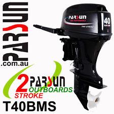 40HP OUTBOARD 2-stroke Short Shaft PARSUN.  2yr FULL FACTORY WARRANTY.  Outboard