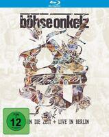 BÖHSE ONKELZ - MEMENTO-GEGEN DIE ZEIT+LIVE IN BERLIN  3 BLU-RAY NEW+