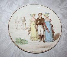 Creil et Montereau la Mode depuis ciento ans-Napoleón 1804-1814 Placa/assiette