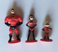 Disney Collector Packs Park Series 6 Lot of 3 The Incredibles Elastigirl Mr Dash