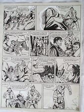 RON KYBALION SUPER PLANCHE WESTERN AUDAX ARTIMA ANNEES 1950 PAGE 14