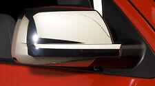 New PUTCO Chrome Side Mirror Covers / FITS TOYOTA TUNDRA & SEQUOIA