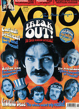 MOJO no. 67  June 1999  :  Freak Out / Captain Beefheart / Grateful Dead