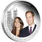 2011 Australia, Royal Wedding of HRH Prince William, 1oz Silver Proof Coin