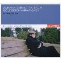 GLENN GOULD - GOLDBERG-VARIATIONEN 1955  CD NEU