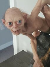 New listing Weta Workshop The Lord of the Rings Gollum Masters Collection Statue 1/3 Scale
