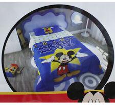 Trapunta Piumone Topolino Disney invernale Singolo in microfibra L932