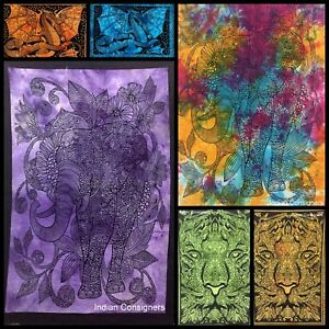 Lots 24 Pcs Animal Design Small Tapestry Poster Best Wholesale Price Bulk Offers