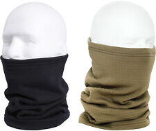 Grid Polar Fleece Neck Warmer Gaitor Military Cold Weather ECWCS Cover
