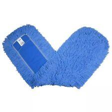 """Rubbermaid Fgk15700bl00 Kut-a-way Blue 48"""" Dust Mop"""