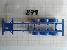 10x ALBEDO Ersatzteil Ladegut Containerchassis 30t 3-Achser Auflieger 1:87- 0879