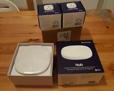 Samsung smartthings hub v3 with 2 UK plugs no reserve