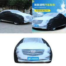 5.4M Car Cover Sun UV Snow Rain Dust Rain Resistant Durable Cover Transparency