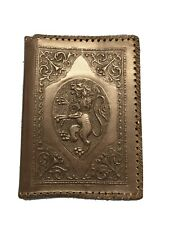 Genuine Leather Book Cover