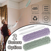 Bendable Reusable Duster for Cleaning Ceiling Fan/Furniture/Cobweb/Car/Computer