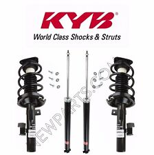 Mazda 3 2004-2009 Front and Rear Strut Assemblies and Shock Absorbers KIT KYB