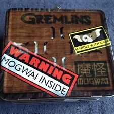 GREMLINS - GIZMO'S CAGE LUNCH BOX MOGWAI GREAT GIFT IDEA (#10004) CHRISTMAS