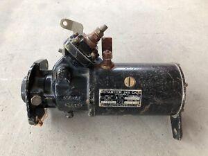 starter engine motor 24V willys jeep M38
