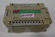 IDEC IZUMI CORP. 100-240VAC 21VA 50/60HZ MICRO-1 PLC MODULE  FC1A-C1A1E