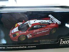 MCLAREN F1 GTR #9 WALLACE GT ZHUHAI 1995 IXO 1:43 DIECAST-CAR-MODEL- GTM065