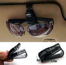 CLIP x OCCHIALI DA SOLE e da vista parasole visiera AUTO COMODISSIMO accessorio