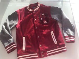 GAP Red Varsity Jacket XL 12
