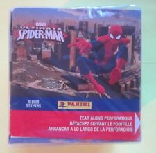 Marvel Ultimate Spider-Man  Stickers  Box brand new factory sealed