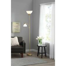 72 Tall Floor Lamp with Adjustable Reading Light Stand...