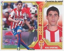 N°07B JOSE ANGEL SPORTING GIJON STICKER PANINI CROMO LIGA 2012