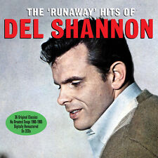 Del Shannon THE RUNAWAY HITS OF Best 36 Track Collection 1960-65 NEW SEALED 2 CD