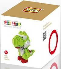 Nano Block Building Blocks Set Mini Blocks Toys Gift Series- Yoshi (L)75*75*75mm