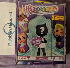 HAIRDORABLES DOLLS HAIRDORABLES COLLECTIBLES 2018 SERIES 1 IN HAND READY TO SHIP