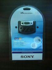 NIP Sony SRF-M37W Walkman Digital Tuning Weather/FM/AM Stereo Radio Headphones