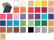 Efco Fotokarton Bastelpapier 300g/m², DIN A4, 10 - 100 Blatt zur Auswahl