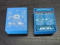 FL6/9 TRAFO BLOCK 230V 6VA 2x115V 2x9V 2x3VA Low profile transformer FL Range