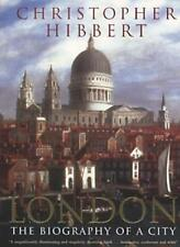 London: The Biography of a City,Christopher Hibbert