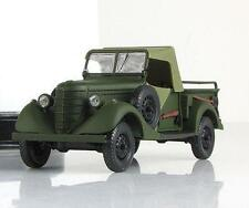 Nash Avtoprom 1:43 Russian 4x4 GAZ-61-417 with tent 1941